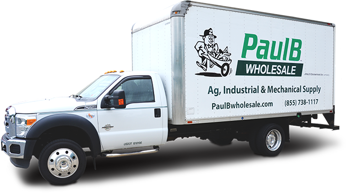PaulB Wholesale Delivery Truck