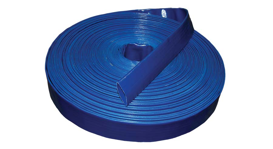 flat lay hose, discharge hose, PaulB Wholesale