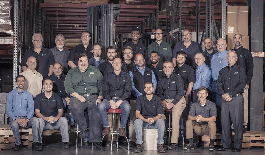 Entire Wholesale Team, 2017