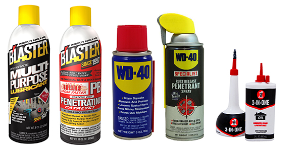 lubricant, penetrant, WD40, PB, PBBlaster, PaulB Wholesale
