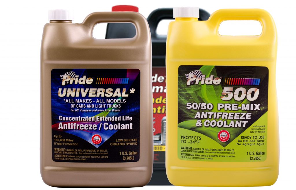 Choose the right antifreeze/coolant, at wholesale prices