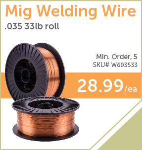 PaulB Wholesale MIG Welding Wire