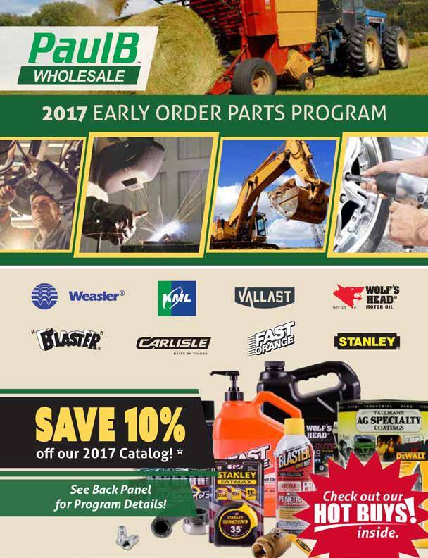 2017 Early Order Parts Program PDF Thumbnail