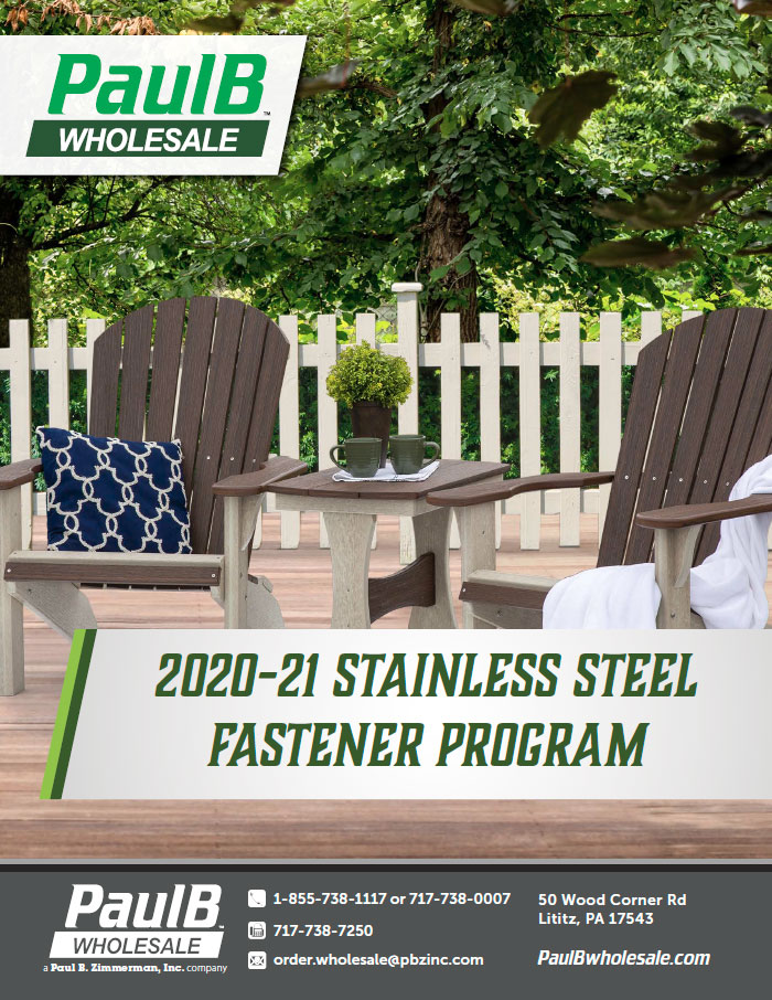 Stainless Steel Fastener Program PDF Thumbnail
