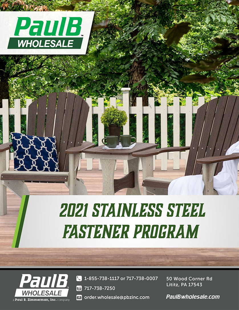 Stainless Steel Fastener Program PDF Thumbnail